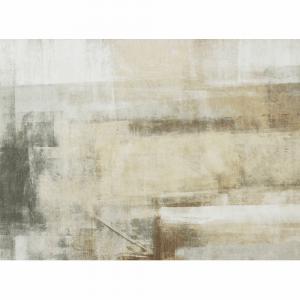 Szőnyeg, barna/szürke, 160x230, ESMARINA TYP 1