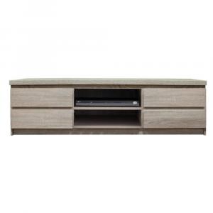 RTV asztal / szekrény, tölgyfa sonoma, PANAMA  TYP 06