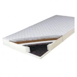 Kétoldalas rugós matrac, 80x200, KOKOS MEDIUM