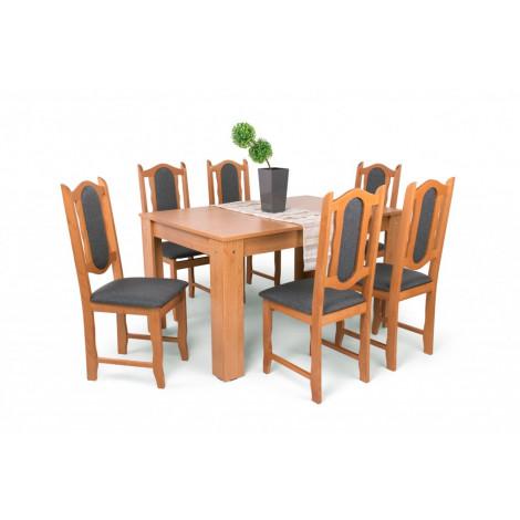 Lina étkező Félix asztallal-Éger