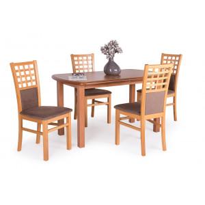 Éger asztal - éger szék