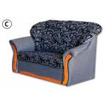 Evelin 2-es elem kanapé