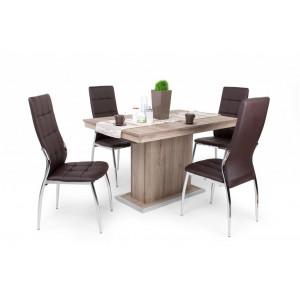 Boris étkező Flóra asztallal (4 személyes)