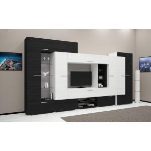 Nero - bianco 405 cm