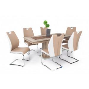 Adél étkező Flóra asztallal (6 személyes)
