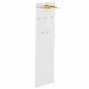 Fogas panel, fehér, RIOMA TYP 19