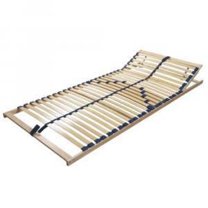 Ágyrács, 180x200 cm, BASIC FLEX 3-zónás