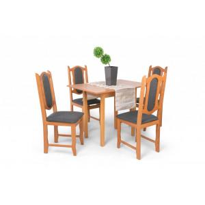 Lina étkező Fióna asztallal-Éger