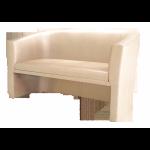 Duó fotel bézs