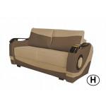 Rafi kanapé (2 személyes)