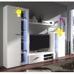LED világítás OS, fehér színű, ROCHESTER