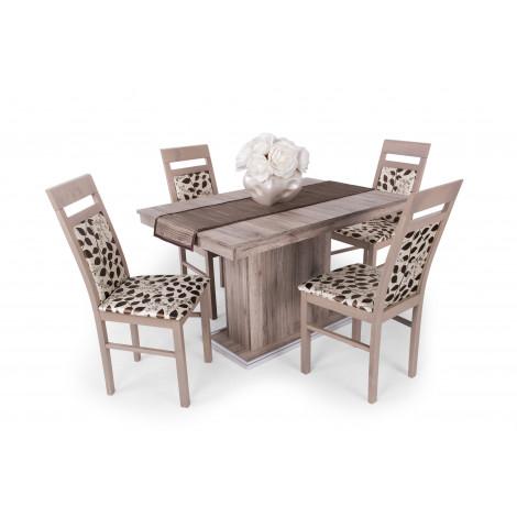 San remo asztal + san remo szék