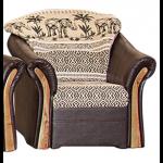Rió fotel - barna