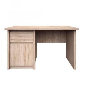 Pc asztal, DTD laminált, tölgy sonoma, NORTY