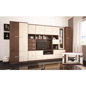 Új Firenze szekrénysor 340 cm vagy 380 cm