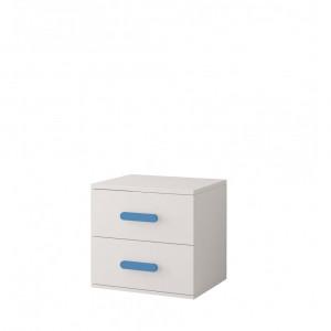 Fehér - kék fogantyú