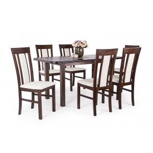 Dió asztal + dió szék