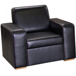 Nevada fotel - fekete
