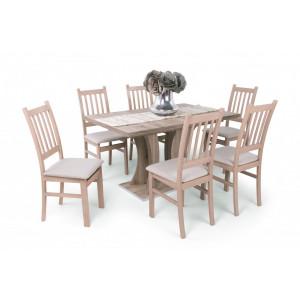 Delta étkező Bella asztallal (6 személyes)