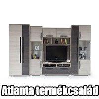 OutletBútor - Atlanta elemes bútorcsalád