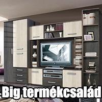 OutletBútor - Big elemes bútorcsalád