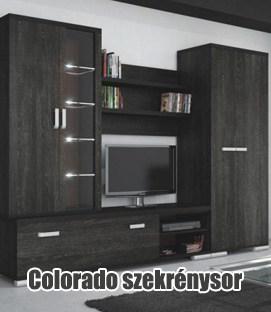 Colorado szekrénysor