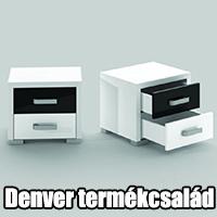 OutletBútor - Denver elemes bútorcsalád
