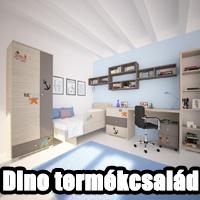 OutletBútor - Dino elemes bútor