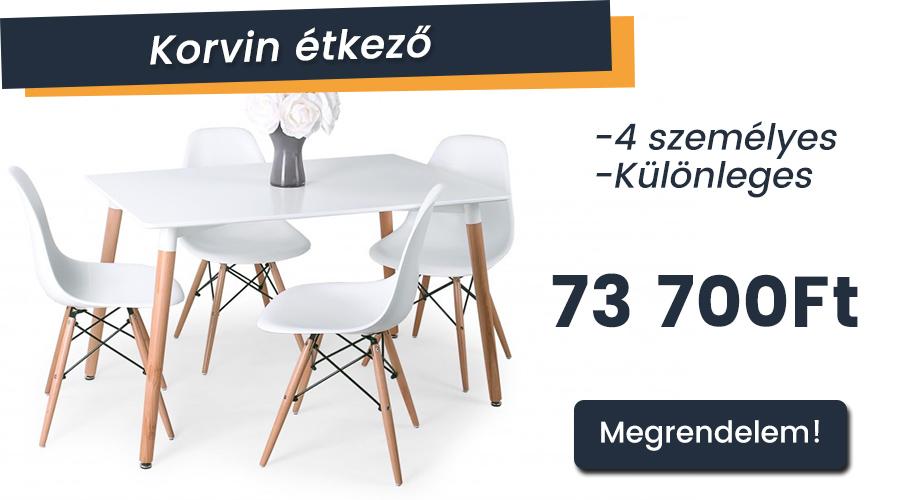 korvin asztal korvin szék