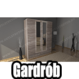OutletBútor - Gardrób
